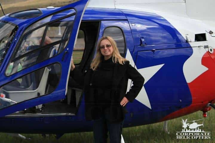 Deann Shier, Chief Executive Officer at Corporate Helicopters of San Diego