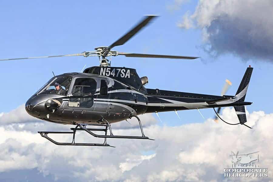 Eurocopter AStar 350