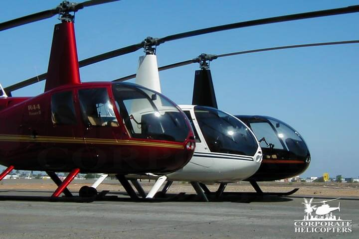 Helicopters for sale at Corporate Helicopters of San Diego