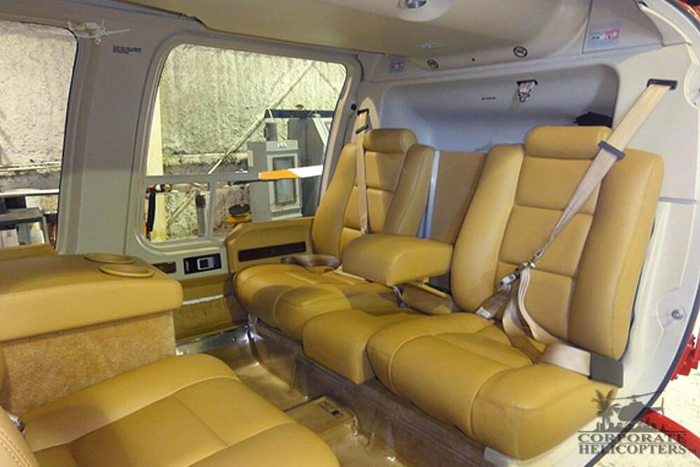 2007 Bell 407 for sale at Corporate Helicopters of San Diego