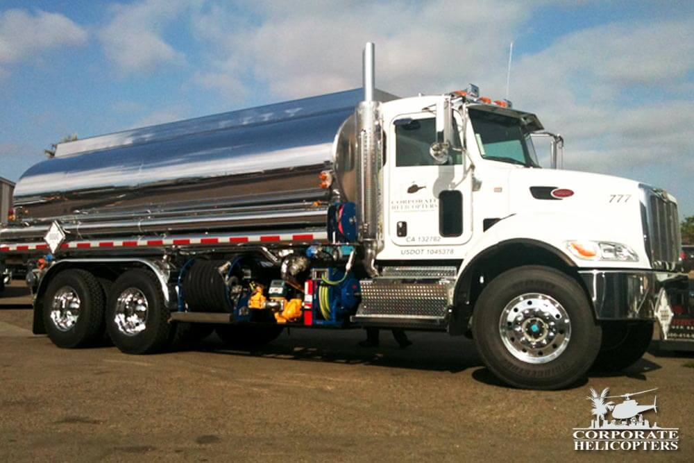 2011 Peterbilt Fuel Tanker