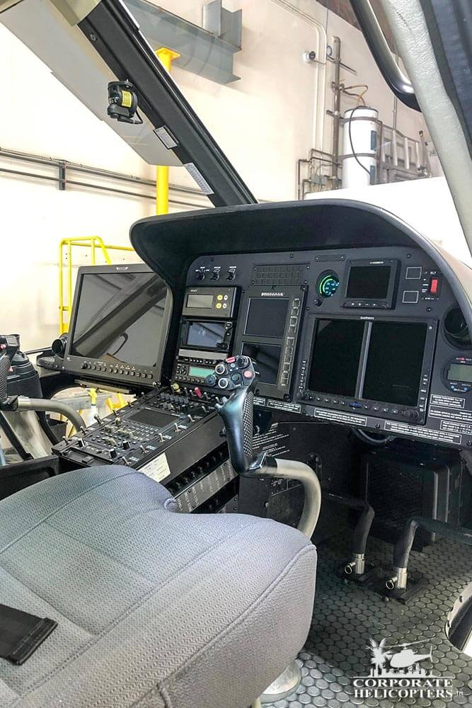 2011 Eurocopter AS350 B2 for sale at Corporate Helicopters of San Diego.