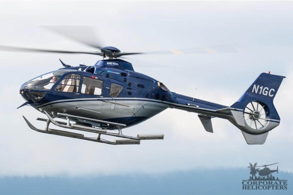 2007 Eurocopter EC135 T2+ for