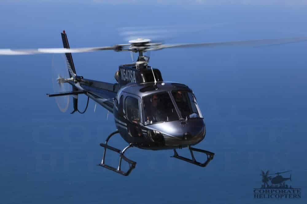 Helicopter Charters - Corporate Helicopters