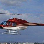Bell 206B3 overhaul, complete