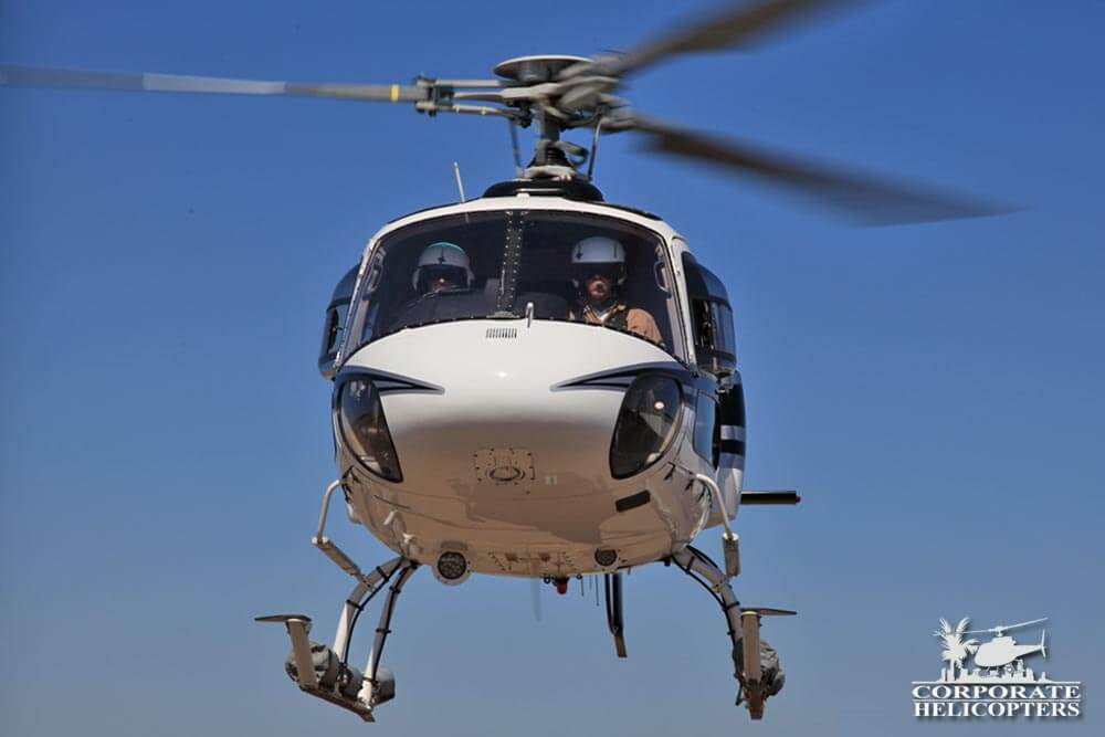 Helicopter flight training school / lessons in Southern
