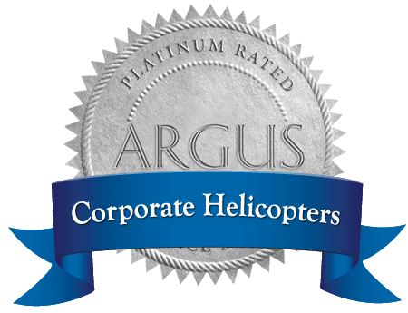 Argus Platinum Rating, Corporate Helicopters of San Diego