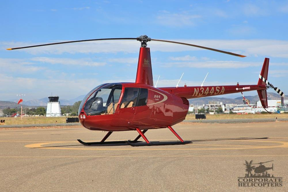 2017 Robinson R44 Cadet for sale at Corporate Helicopters of San Diego