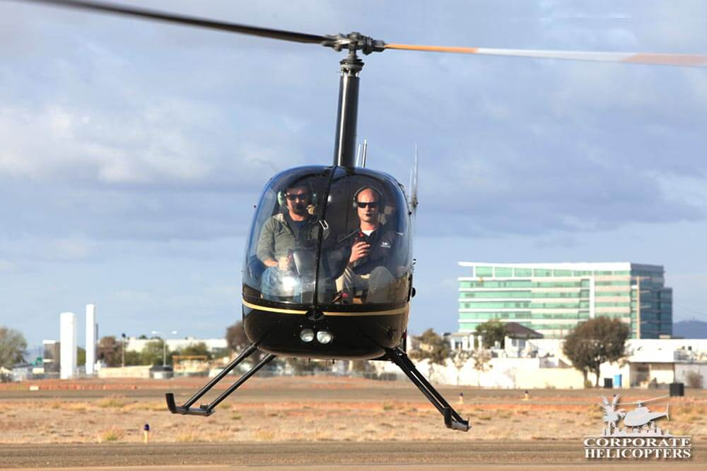Helicopter Flight Training School Lessons In Southern California