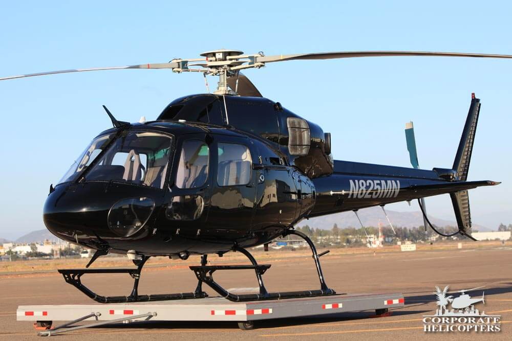 2001 Eurocopter N825MN for sale at Corporate Helicopters of San Diego