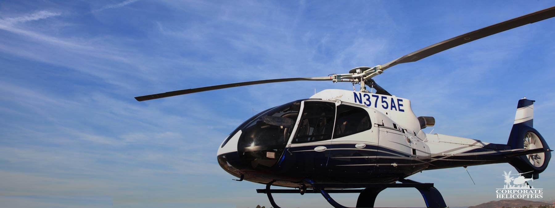 Corporate Helicopters of San Diego has both new and previously-owned helicopters for sale