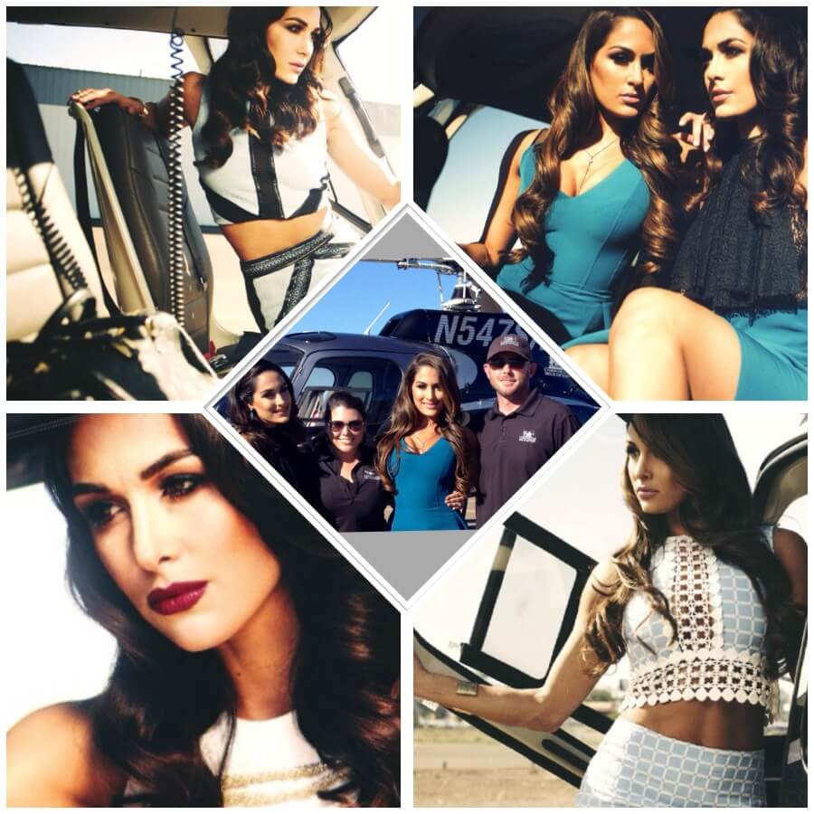 Pacific San Diego Magazine - featuring Corporate Helicopters & The Bella Twins