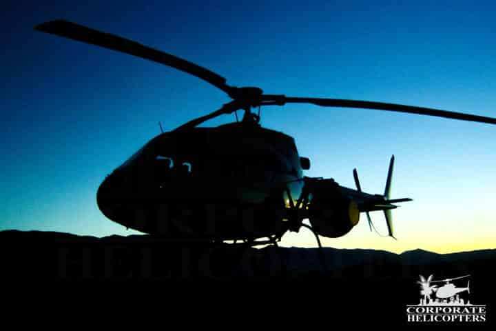 Helicopter law enforcement