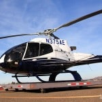 EC130 T2 helicopter