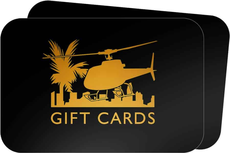 Corporate Helicopters gift cards