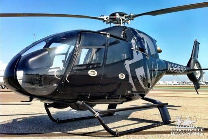 1999 Eurocopter EC120 B for sale at Corporate Helicopters of San Diego