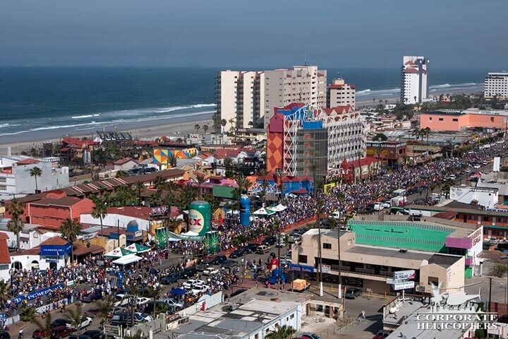 The Rosarito to Ensenada Bike Race