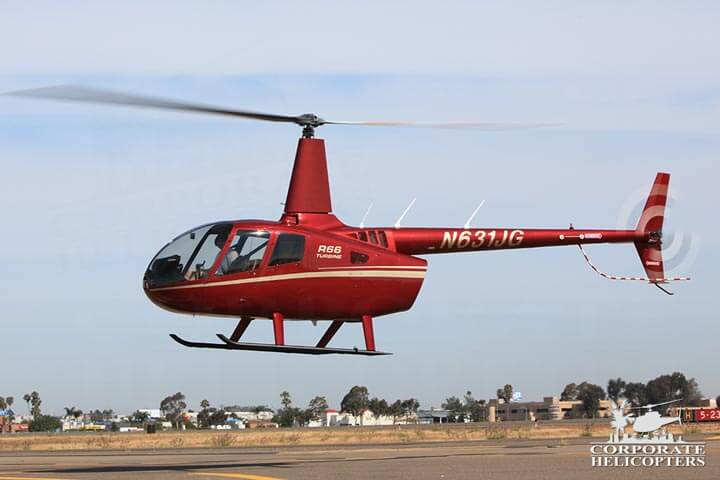 Robinson R66 Turbine for sale