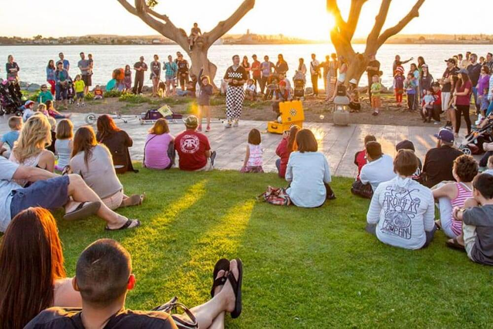 San Diego Busker Festival