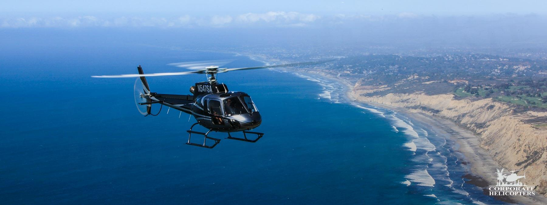 San Diego's only full-service helicopter company